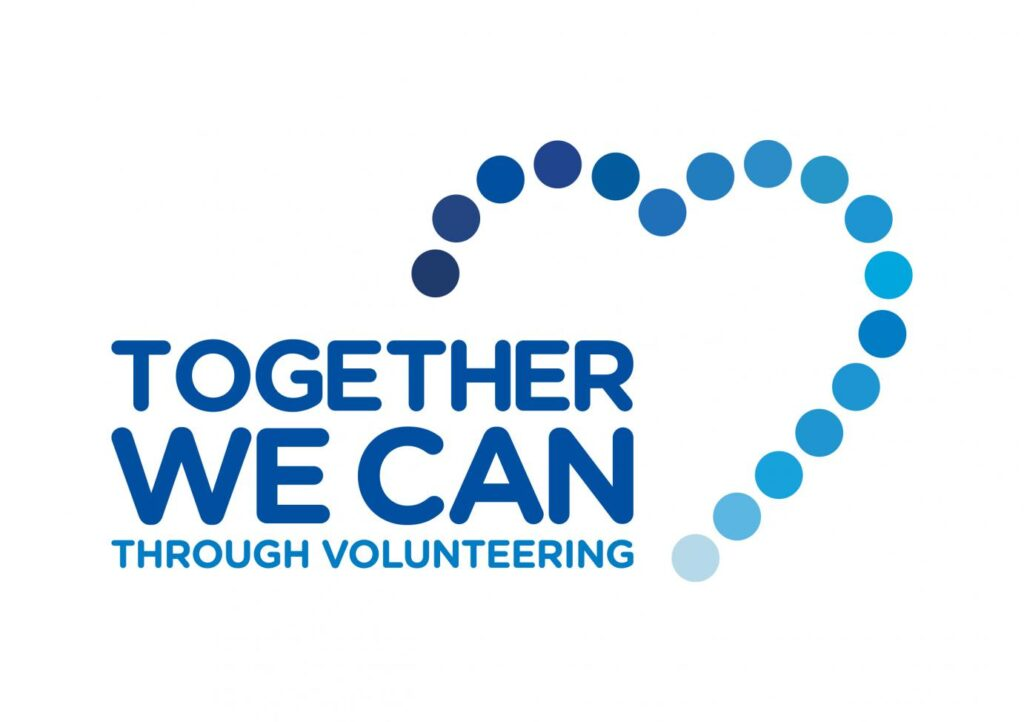 International Volunteer Day 2020 (IVD) logo