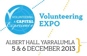 26092013 - VACT Volunteering Expo Logo