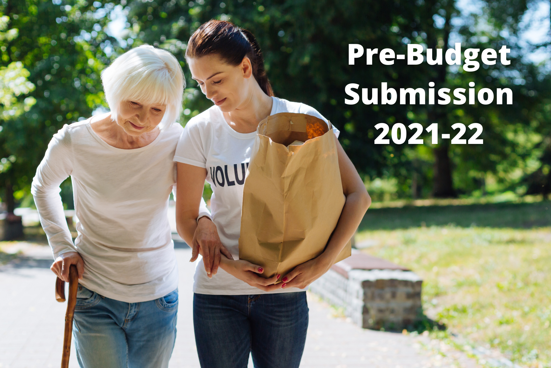 Pre-Budget Submission 2021-22