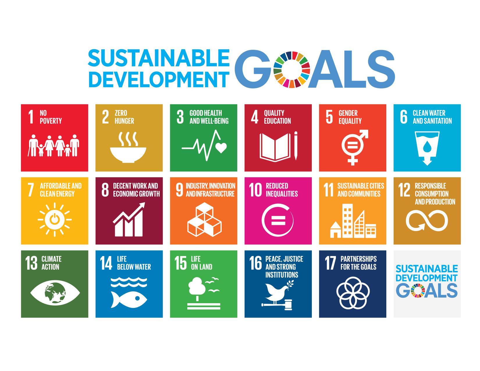 Sustainable Development Goals (SDGs) - Volunteering Australia ...
