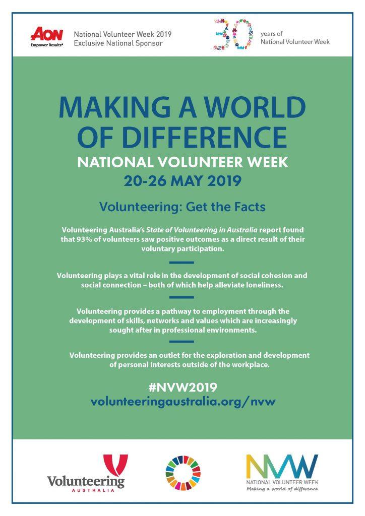 National Volunteer Week Resources