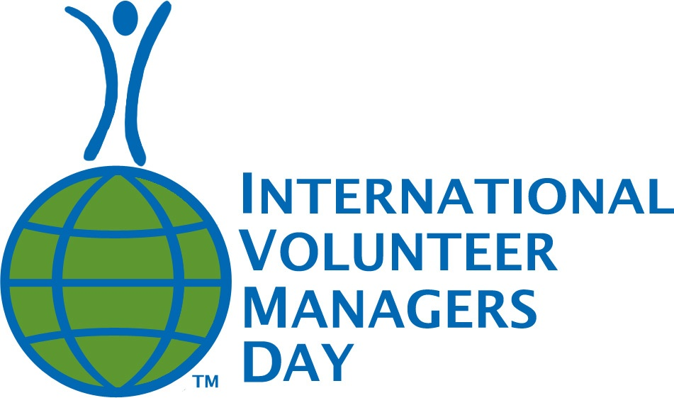 International Volunteer Managers Day (IVMD) logo