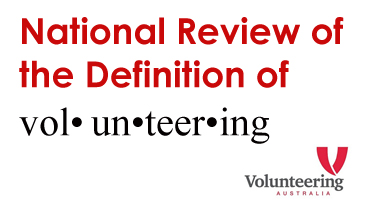 National Review of Definition of Vol