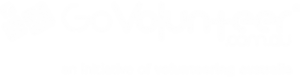 Image of GoVolunteer Logo - White