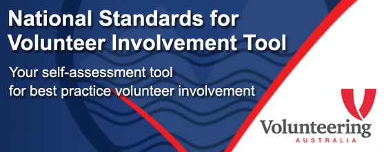 VA website banner
