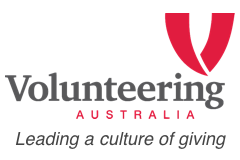 Limage of the Volunteering Australia Logo