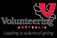Limage of the Volunteering Australia Logo